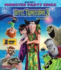 Hotel Transylvania 3: Příšerózní dovolená